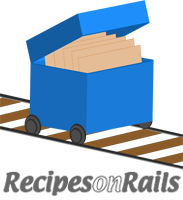 Recipe on Rails